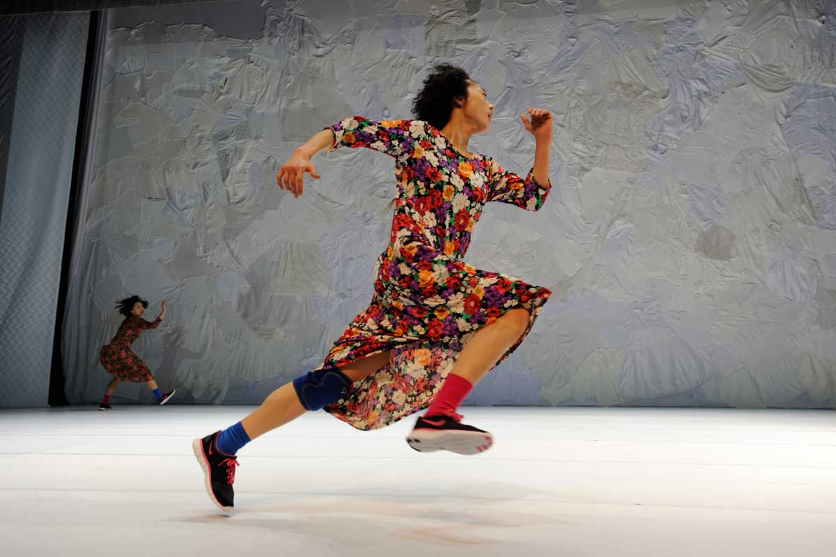Dancing Grandmothers -