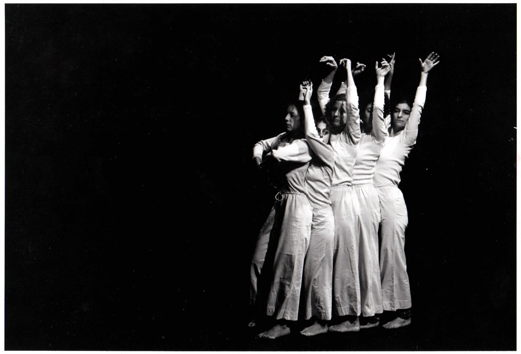 Conference & Films about Trisha Brown -