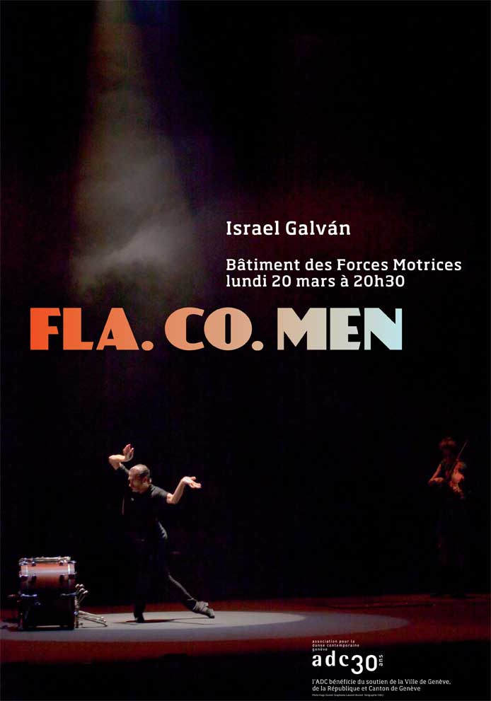 FLA.CO.MEN - Israel Galván