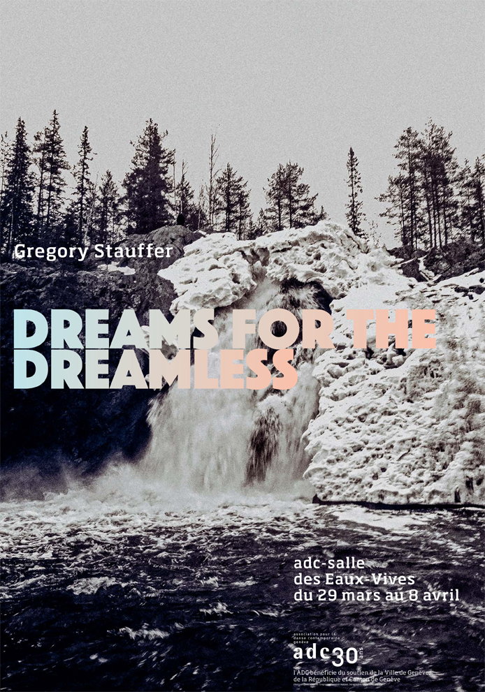 Dreams for the dreamless - Gregory Stauffer